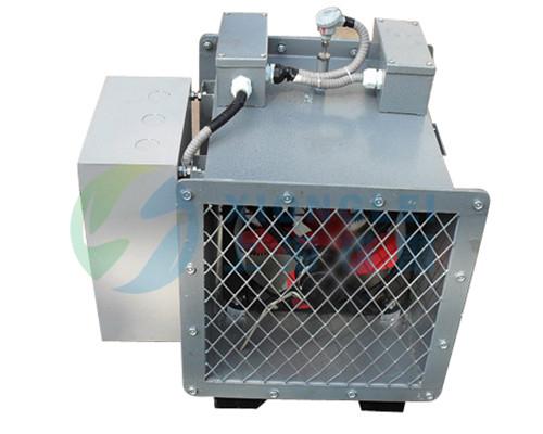 除尘空气加热器