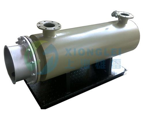 管道式水加热器