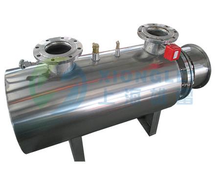 罐体循环管道加热器