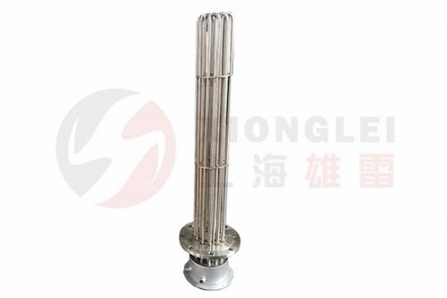 组合式高温法兰电加热管