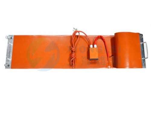 带数显温控液化气罐电加热带