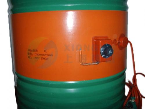带温控及搭扣油桶电加热带