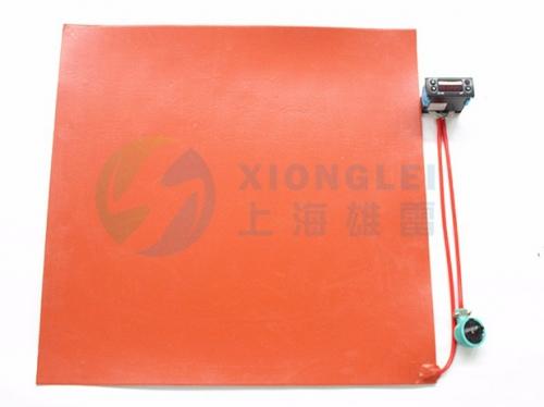 硅胶电加热毯